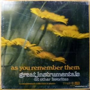 Billy May And His Orchestra - As You Remember Them: Great Instrumentals & Other Favorites: Vol. 4