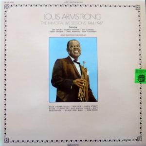 Louis Armstrong - The Immortal Live Sessions 1944/1947