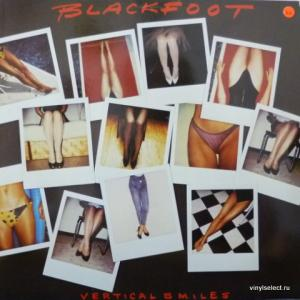 Blackfoot - Vertical Smiles (feat. Ken Hensley)