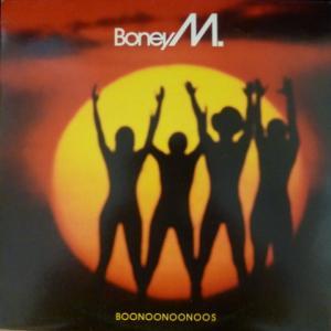 Boney M - Boonoonoonoos (+ Poster)