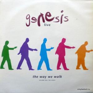 Genesis - Live / The Way We Walk (Volume Two: The Longs)