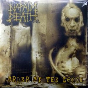 Napalm Death - Order Of The Leech (Purple Vinyl)