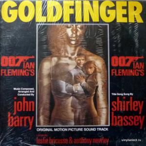 John Barry - Goldfinger - Original Motion Picture Soundtrack (feat. Shirley Bassey)