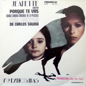 Jeanette - Sings Porque Te Vas