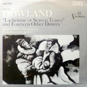 John Dowland - Lachrimae Or Seaven Teares And Fourteen Other Dances