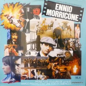 Ennio Morricone - Les Plus Belles Musiques D'Ennio Morricone Vol.4