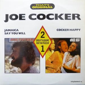 Joe Cocker - Jamaica Say You Will / Cocker Happy