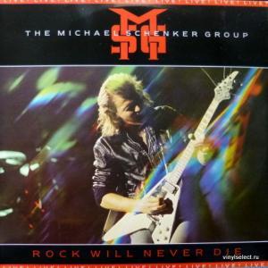 M.S.G. (Michael Schenker ex-UFO, ex-Scorpions) - Rock Will Never Die
