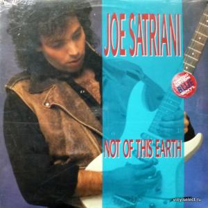 Joe Satriani‎ - Not Of This Earth (Blue Vinyl)