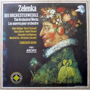Jan Dismas Zelenka - Orchestral Works: Capriccio In D • Hipocondrie • Sinfonia