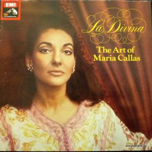 Maria Callas - La Divina - The Art Of Maria Callas