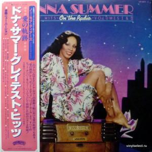 Donna Summer - On The Radio: Greatest Hits Volumes I & II (produced by G. Moroder)