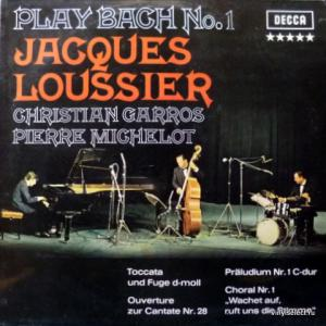 Jacques Loussier - Play Bach No.1