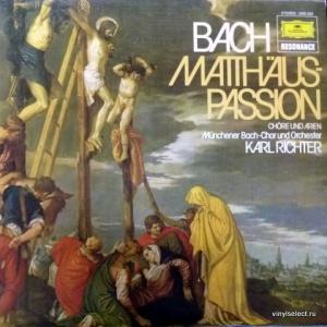 Johann Sebastian Bach - Chöre Und Arien Aus Der Matthäus-Passion (feat. Karl Richter)