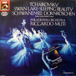 Piotr Illitch Tchaikovsky (Петр Ильич Чайковский) - Swan Lake / Sleeping Beauty (feat. Riccardo Muti)