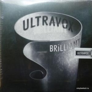 Ultravox - Brilliant (2LP Clear Vinyl)