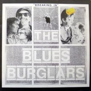 Blues Burglars, The - Breaking In