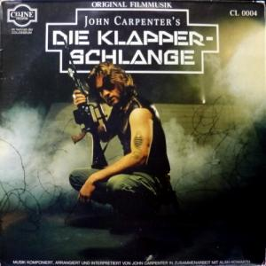 John Carpenter & Alan Howarth - Die Klapperschlange / Escape From New York - Original Soundtrack