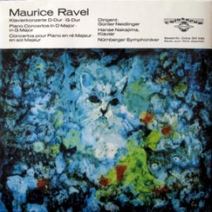 Maurice Ravel - Konzert Für Klavier Und Orchester G-Dur