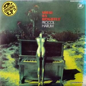 Procol Harum - Shine On Brightly / Home