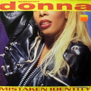 Donna Summer - Mistaken Identity