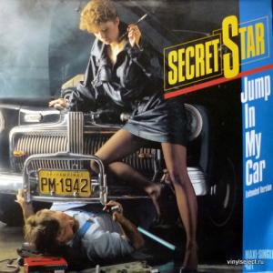 Secret Star - Jump In My Car (produced by D.Bohlen)
