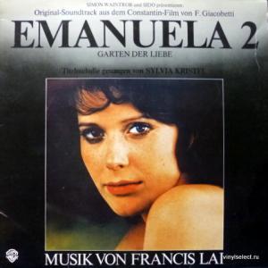 Francis Lai - Emmanuelle 2 (Emanuela 2) - Garten Der Liebe