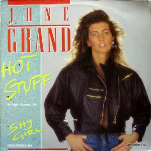 June Grand - Hot Stuff