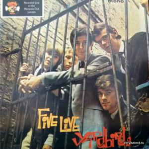 Yardbirds, The - Five Live Yardbirds