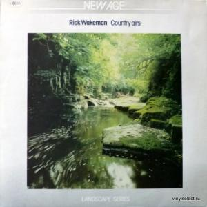 Rick Wakeman (ex-Yes) - Country Airs