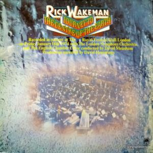 Rick Wakeman (ex-Yes) - Journey To The Centre Of The Earth
