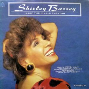 Shirley Bassey - Keep The Music Playing