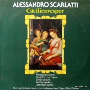 Alessandro Scarlatti - Cäcilienvesper