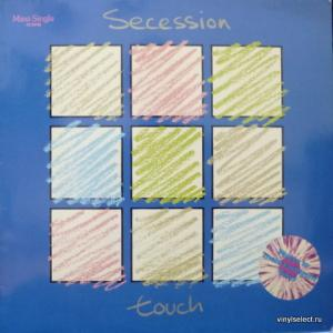 Secession - Touch (Multicolored Vinyl)