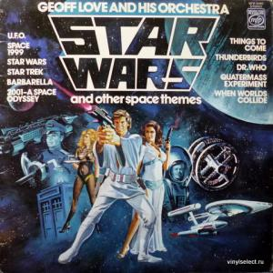 Geoff Love & His Orchestra - Star Wars And Other Space Themes