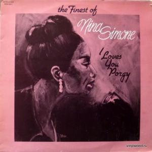 Nina Simone - The Finest Of Nina Simone - I Loves You Porgy