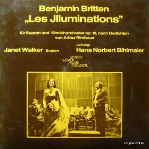 Benjamin Britten - Les Jlluminations (feat. Janet Walker)