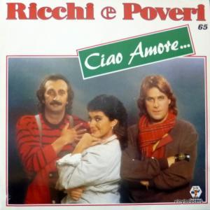 Ricchi E Poveri - Ciao Amore... (Club Edition)