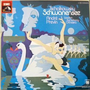 Piotr Illitch Tchaikovsky (Петр Ильич Чайковский) - Schwanensee / Swan Lake (feat. Andre Previn & London Symphony Orchestra)