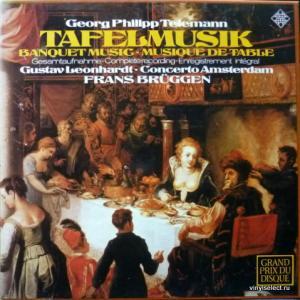 Georg Philipp Telemann - Tafelmusik - Banquet Music - Musique De Table