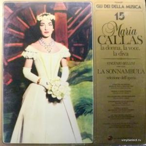 Maria Callas - La Sonnambula - Selizione Dell' Opera
