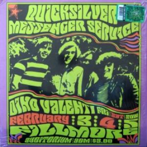 Quicksilver Messenger Service - Fillmore Auditorium Feb. 4th, 1967 With Dino Valenti