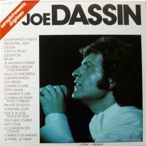 Joe Dassin - Enregistrements Originaux - Coffret 3 Disques