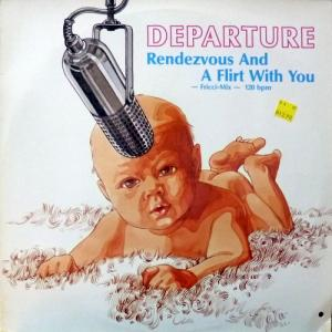 Departure (Silicon Dream) - Rendezvous And A Flirt With You (Fricci-Mix)