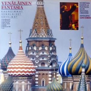 Luis Cobos - Venäläinen Fantasia - Kauneimmat Venäläiset Sävelmät