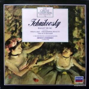 Piotr Illitch Tchaikovsky (Петр Ильич Чайковский) - Ballet Music