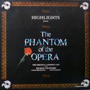 Andrew Lloyd Webber - Highlights From The Phantom Of The Opera