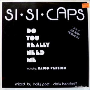 K.B. Caps - Do You Really Need Me