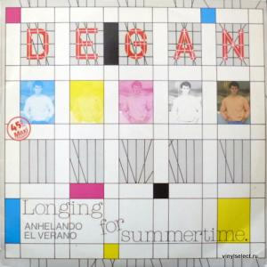 Degan - Longing For Summertime