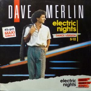 Dave Merlin - Electric Nights